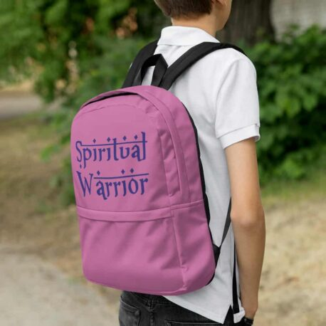 SPIRITUAL WARRIOR (Bag)