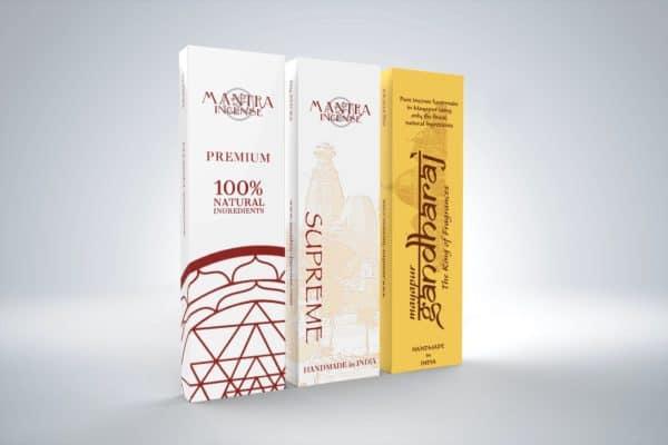 mantra-Incense Range 50g