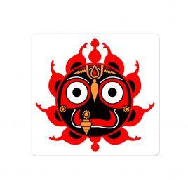 Jagannath Chakra sticker
