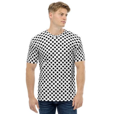 Polka Dots T-shirt All over print