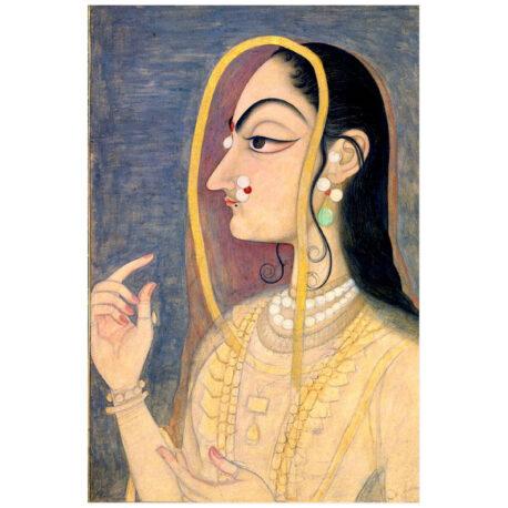 Srimati Radharani Poster