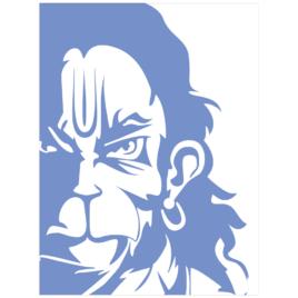 Lord Hanumanji Poster