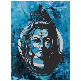 """Lord Shiva Om Poster 12""""x18"""" 18""""x 24"""