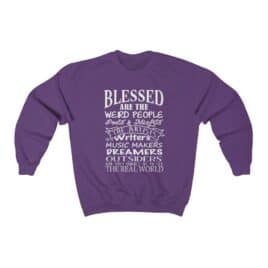 BLESSED are ?