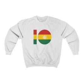 REGGAE 10  Crewneck Sweatshirt