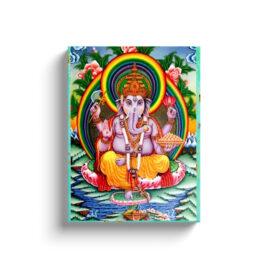 Ganesh Rainbow