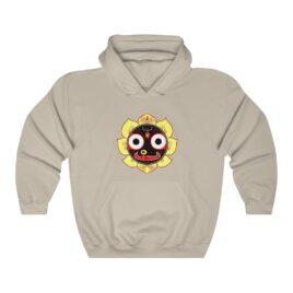 Jagannath Atma   Hooded Sweatshirt