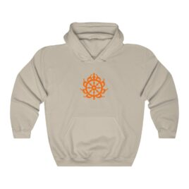 CHAKRA  Hooded Sweatshirt