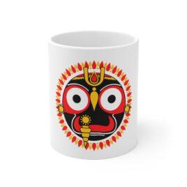JAGANNATH Ceramic Mug 11oz