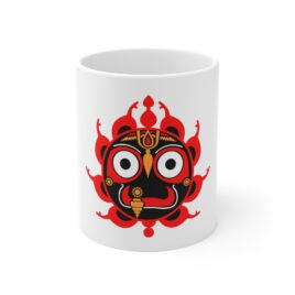 CHAKRA JAGGS Ceramic Mug 11oz