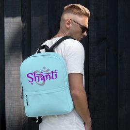 SHANTI OM Backpack