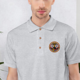 JAGANNATH Embroidered Polo Shirt