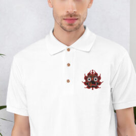 CHAKRA JAGGS Embroidered Polo Shirt